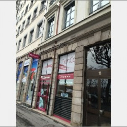 Location Local commercial Lyon 2ème 225 m²