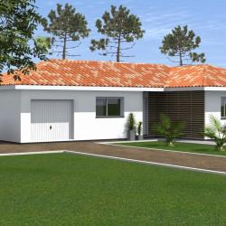 Maison  4 pièces + Terrain  1500 m² Classun