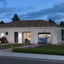 Maison  4 pièces + Terrain  850 m² Sémalens