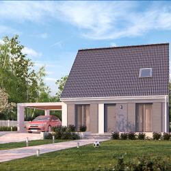 Maison  5 pièces + Terrain  240 m² Aulnay-sous-Bois