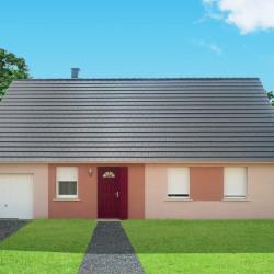 Maison  5 pièces + Terrain  600 m² Saint-Nicolas-de-la-Taille