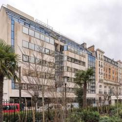 Location Bureau Levallois-Perret 842 m²