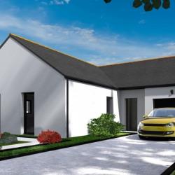 Maison   pièces + Terrain  659 m² Gesnes