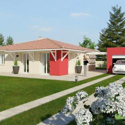 Maison  3 pièces + Terrain  750 m² Castres