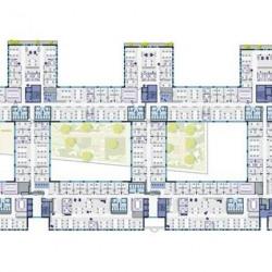 Location Bureau Nanterre 14000 m²