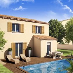 Maison  5 pièces + Terrain  438 m² Blauzac