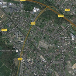 Location Local commercial Nogent-sur-Oise 400 m²