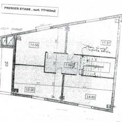 Vente Bureau Longjumeau 60 m²