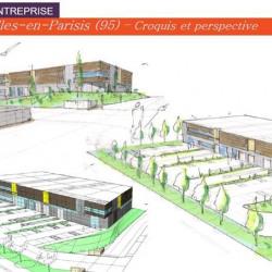 Vente Local d'activités Cormeilles-en-Parisis 700 m²