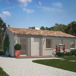 Maison  4 pièces + Terrain  800 m² Laveyron