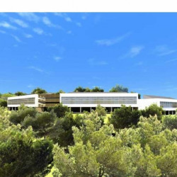 Location Bureau Sophia Antipolis 5648 m²
