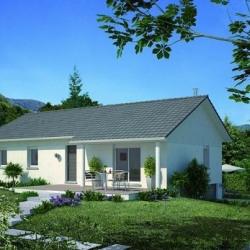 Maison  4 pièces + Terrain  800 m² La Tour-du-Pin