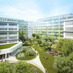 Location Bureau Guyancourt 525 m²