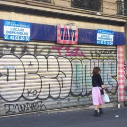 Location Local commercial Paris 18ème 88 m²