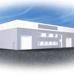 Location Local d'activités Saint-Pierre-des-Corps 1284 m²