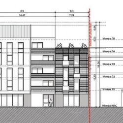 Location Bureau Villeurbanne 1900 m²