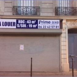 Location Local commercial Paris 16ème (75016)