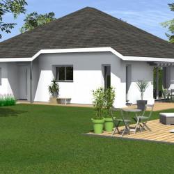 Maison  4 pièces + Terrain  559 m² Pau