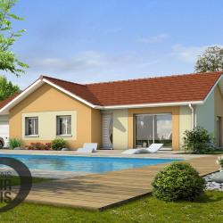 Maison  4 pièces + Terrain  1000 m² Chindrieux