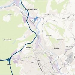 Location Local d'activités Champigneulles 290 m²