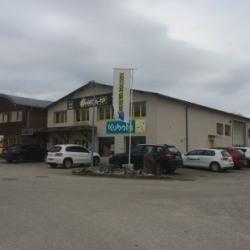 Vente Local d'activités La Biolle 1020 m²