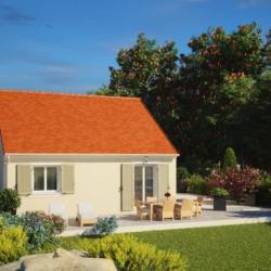 Maison  2 pièces + Terrain  850 m² Plessé