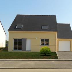 Maison  6 pièces + Terrain   m² Saint-Germain-du-Pinel