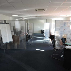 Location Bureau Bussy-Saint-Georges 107 m²