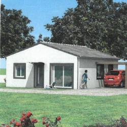 Maison  5 pièces + Terrain  420 m² Clérieux