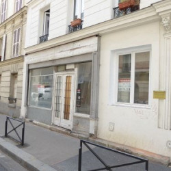 Vente Local commercial Paris 20ème 59,5 m²