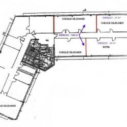 Location Bureau Bron 446 m²