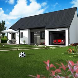 Maison  5 pièces + Terrain  597 m² Saint-Luperce