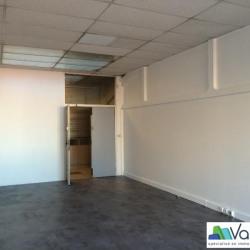 Location Bureau Pantin 80 m²