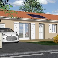 Maison  5 pièces + Terrain  682 m² Ludesse