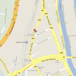 Location Bureau Joinville-le-Pont 135 m²