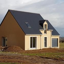 Maison  5 pièces + Terrain  850 m² Larré