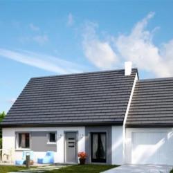 Maison  5 pièces + Terrain  406 m² Mazingarbe