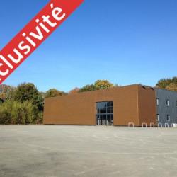 Location Entrepôt Brécé 525 m²