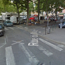 Cession de bail Local commercial Lyon 4ème 35 m²