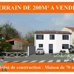 Vente Terrain La Rochelle 0 m²