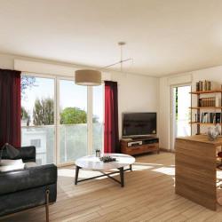 photo appartement neuf Marcq en Baroeul