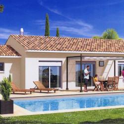 Maison  4 pièces + Terrain  1000 m² Plan-d'Orgon
