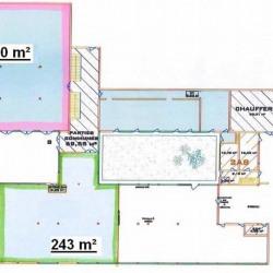 Location Bureau Artigues-près-Bordeaux 504 m²