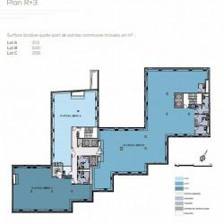 Location Bureau Levallois-Perret 6815 m²