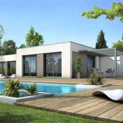 Maison  5 pièces + Terrain  1080 m² Mercurol