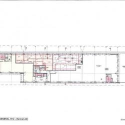 Location Bureau Épinal 884 m²