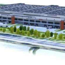 Location Entrepôt Gennevilliers 62800 m²