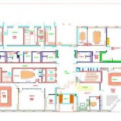 Location Bureau Lyon 9ème 3729 m²