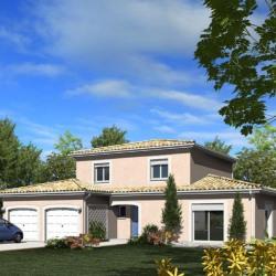 Maison  6 pièces + Terrain  6000 m² Villefranche-de-Lonchat
