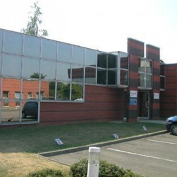 Location Bureau Trappes 75 m²